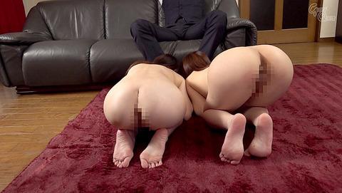 服従SM調教 足舐め 靴舐めM女 SMビデオ画像 葉月桃24