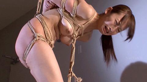美咲結衣 縛られて鞭打たれてフェラ奴隷にされる女 190