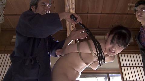 森沢かな SM緊縛 縄調教される女57