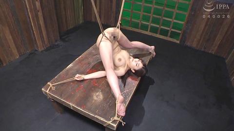 岬あずさ SM調教 SM拷問フルコースを受ける女 AVエロ画像 28