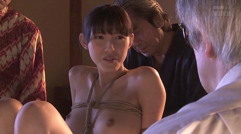 森沢かな SM緊縛 縄調教される女61