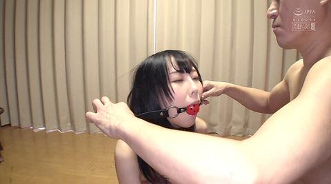 黒崎さく=水責め強制イラマチオ/公開羞恥調教される女のエロ画像84