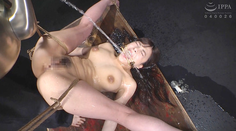岬あずさ SM調教 SM拷問フルコースを受ける女 AVエロ画像 30