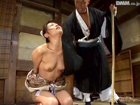 Maika 水上真理 水責め 三角すのこ責め 拷問SM AV画像06