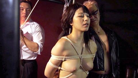 上原亜衣 残酷 拘束 逝き地獄 強制アクメ拷問 AVエロビデオ画像 50