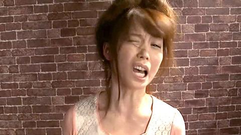 樹花凛 ビンタされる女 首吊り すのこ正座 拷問SMエロ画像 124