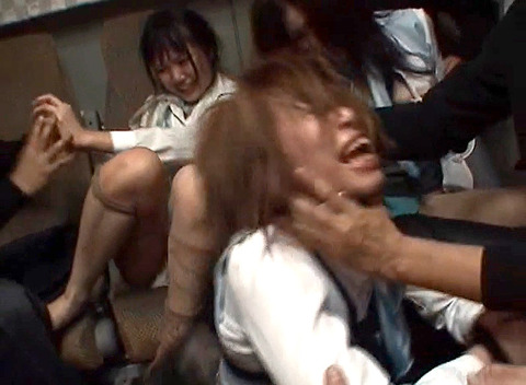 つかさ しほ 残酷集団リアルレイプされる女のAV画像102