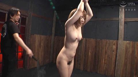 麻里梨夏 強制フェラ ビンタ鞭打ち SM性玩具にされる女の画像 65
