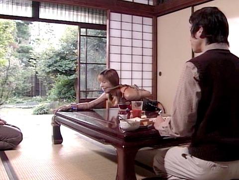 岡崎美女 屈辱の言いなり緊縛奴隷 SM調教 AV エロビデオ画像 09