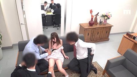 九重かんな サークルレイプ 集団強姦 性奴隷 犯される女の AV画像 40