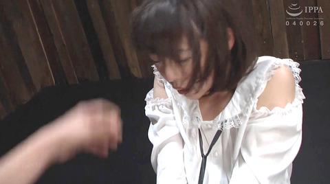 強烈ビンタ 拷問イラマチオ SM調教される 七海ゆあ AV エロ画像 216