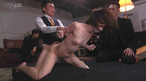 市川まさみ 監禁 暴行 強制集団強姦される女のAVエロ画像 111