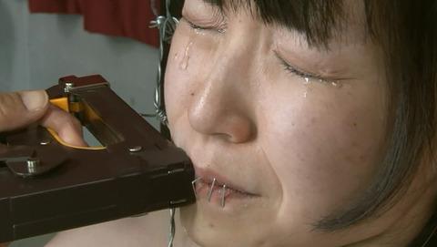 女優が可哀想 暴虐鬼畜 拷問SM 虐待調教 画像 うり41