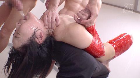 千草ちな_便器舐め、飲尿強要ズタボロに犯される女AVエロ画像49