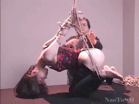 山口珠理20代 拷問緊縛でがちがちに縛られる女の画像 11_1