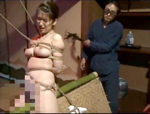 細川百合子 昭和 SM調教 SM緊縛拷問 AV 画像  32