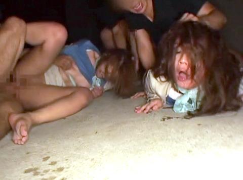 上原まみ 集団強姦 集団リンチ 集団レイプ される女 AV エロ 画像 19