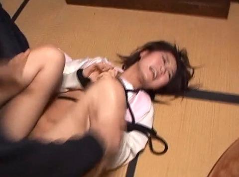 平井綾 いやだ やめて 集団レイプ 鬼畜AVエロ画像 08