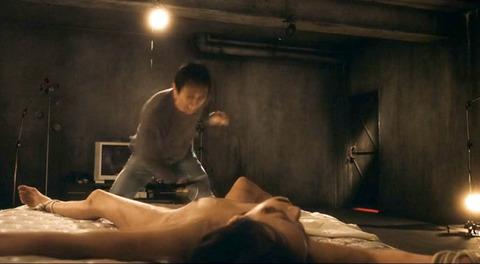 甘い鞭 間宮夕貴 裸 ヌード 監禁 性虐奴隷 エロ画像20