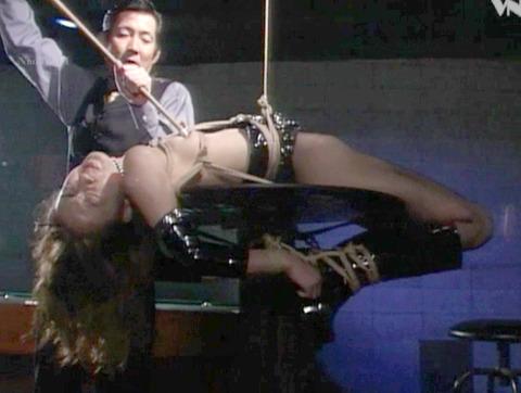夕樹舞子 縛られてオブジェにされて 水責めされる女のSM画像 42