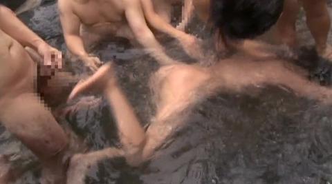 春原未来 温泉 水責め 集団リンチ AVエロ画像 WF愛と意識と忠誠とSM