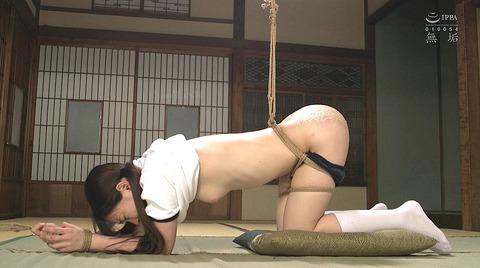 美谷朱里 SM緊縛調教される女 エロ画像 mitaniakari118