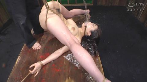 岬あずさ SM調教 SM拷問フルコースを受ける女 AVエロ画像 32