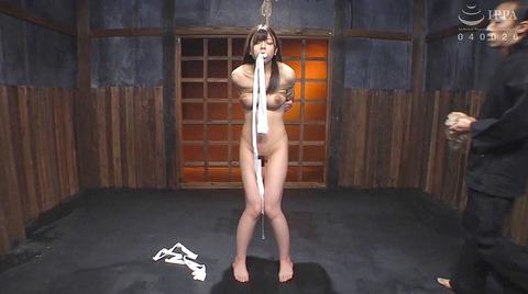 岬あずさ SM調教 SM拷問フルコースを受ける女 AVエロ画像 14
