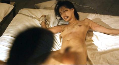 甘い鞭 間宮夕貴 裸 ヌード 監禁 性虐奴隷 エロ画像18