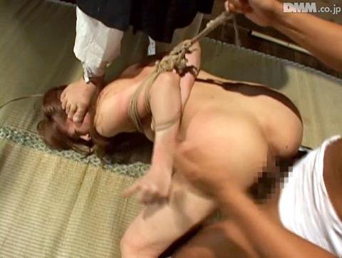 原千尋(愛咲れいら)SM拷問 逆さ吊り 調教 AV 画像 329