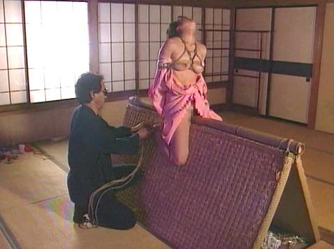 宏岡みらい 平成初期の SM AV女優 SM調教画像 08