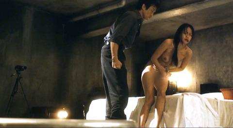 甘い鞭 間宮夕貴 裸 ヌード 監禁 性虐奴隷 エロ画像14