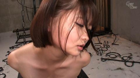 妃月るい ビンタされて乳首をつねられて虐められる女の画像114