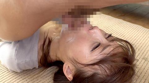 七海ひな 喉ボコ 拷問 喉奥 イラマチオ調教 AVエロビデオ 画像 51