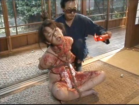 細川百合子 昭和 SM調教 SM緊縛拷問 AV 画像  09