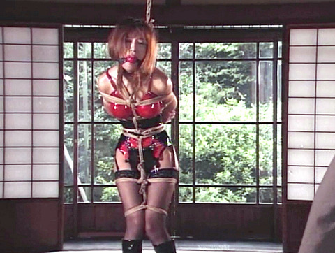 岡崎美女 屈辱の言いなり緊縛奴隷 SM調教 AV エロビデオ画像 11