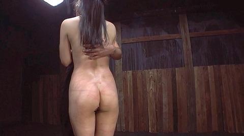 星川麻紀 一本鞭乱打責め 強制飲尿 SM調教される女のAV画像 36