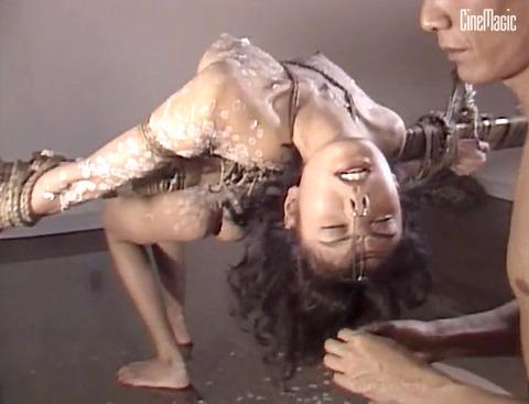 藤岡未玖 鬼畜SM 胸への鞭乱打で絶叫する女の画像 29