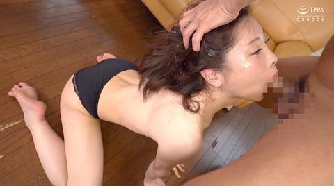 松ゆきの 強烈ビンタ ガチビンタ マジビンタ エロ M女調教AV画像 142