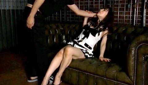 あいかわ優衣 ビンタ 足舐め 逆さ吊りでSM調教 女のエロ画像 01