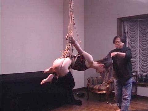 山口珠理20代 拷問緊縛でがちがちに縛られる女の画像 14_1