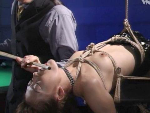 夕樹舞子 縛られてオブジェにされて 水責めされる女のSM画像 40