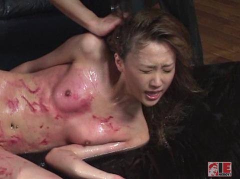 君嶋もえ レズ強姦レイプでボロボロにされる女の画像 28