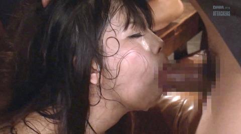 神ユキ汗だくフェラチオ画像jinyuki109