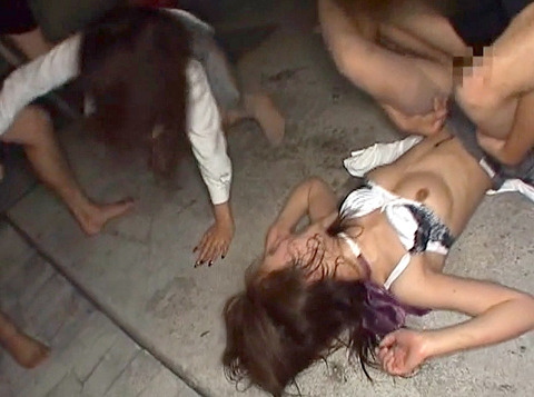 宝部ゆき 集団強姦されて 輪姦されてズタボロ 人格無視 16