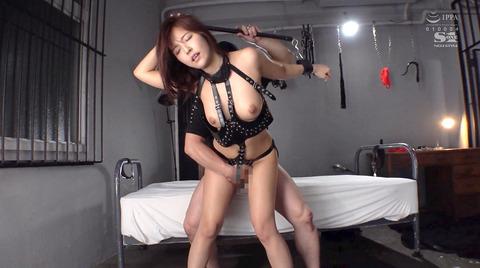 三上悠亜 BDSM 拘束されて犯される女の画像 14