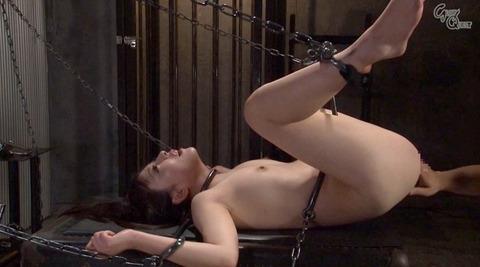性虐奴隷に調教される女のSMビデオ画像 黒木いくみ30