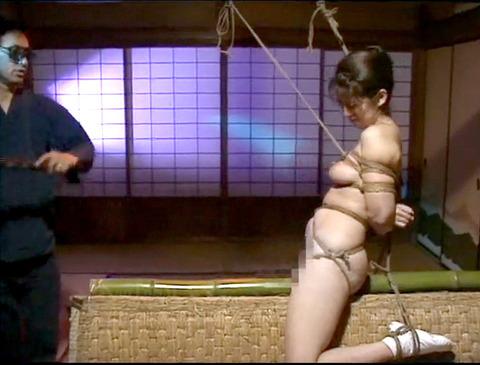 細川百合子 昭和 SM調教 SM緊縛拷問 AV 画像  31