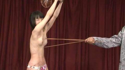 女優が可哀想 暴虐鬼畜 拷問SM 虐待調教 うりuri06
