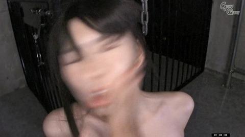 有坂深雪SM拷問ビンタ、腹パンチ画像157